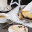 """Cake de arándanos """"un desayuno para el día de Navidad"""" con Thermomix"""
