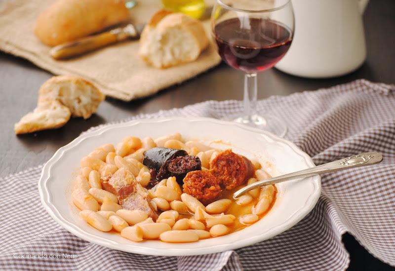 Fabada asturiana-cocinando.con-neus