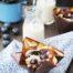 Muffins de arándanos al estilo neoyorquino