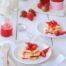 Pancakes sin lactosa con salsa de fresa con Thermomix