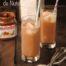 Milkshake de Nutella y vainilla con Thermomix
