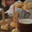 Coliflor en tempura con salsa blue cheese con Thermomix
