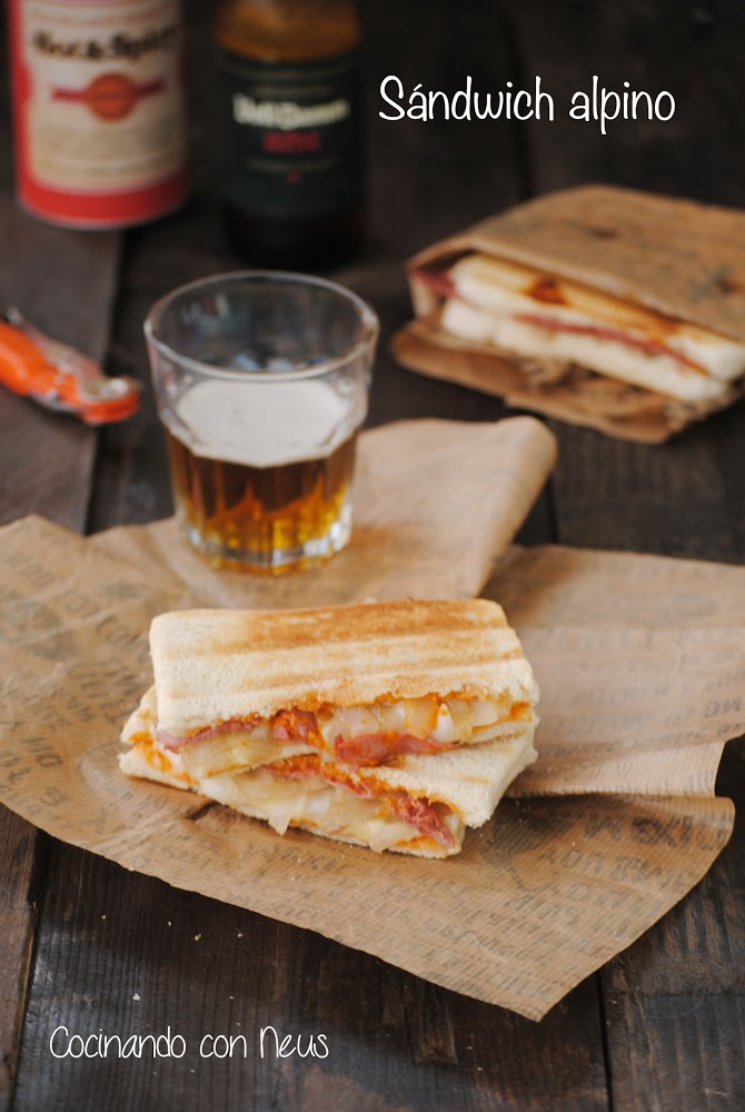 Sandwich alpino