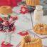 Bundt cake de canela y jengibre con Thermomix