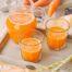Zumo de zanahorias con naranja con Thermomix