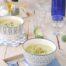 Crema de brócoli con mascarpone con Thermomix