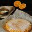 Bizcocho de naranja sin huevo