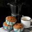 Muffins de plátano y avena con Thermomix