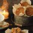 Muffins de manzana y miel conn Thermomix