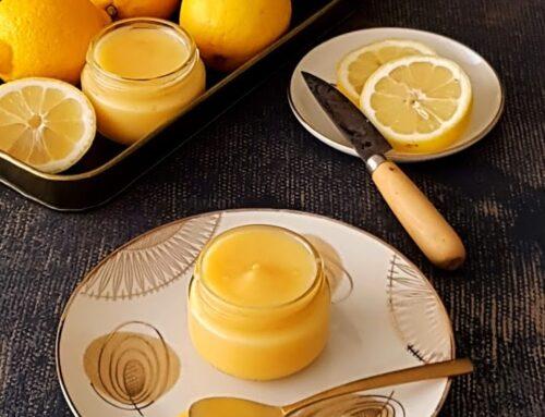 Cómo hacer Lemon curd