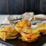 Timbal de papatas y queso