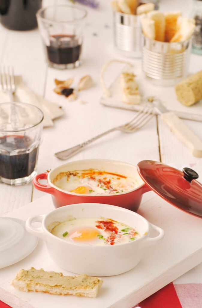 Recetas Huevos Cocinando con Neus