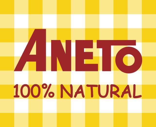 Logo Aneto, colaboración Cocinando con Neus