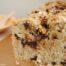 Plum cake de muesli y nueces con gotas de chocolate con Thermomix
