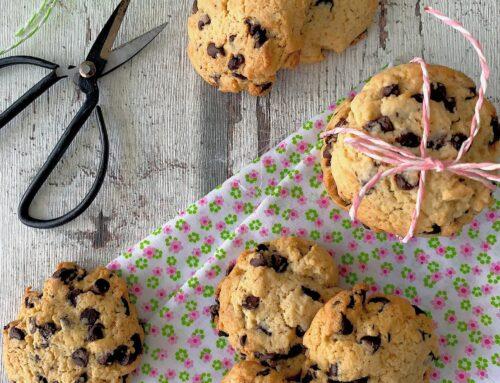 Cookies, estilo americano