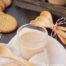 Cuajada de galletas maria