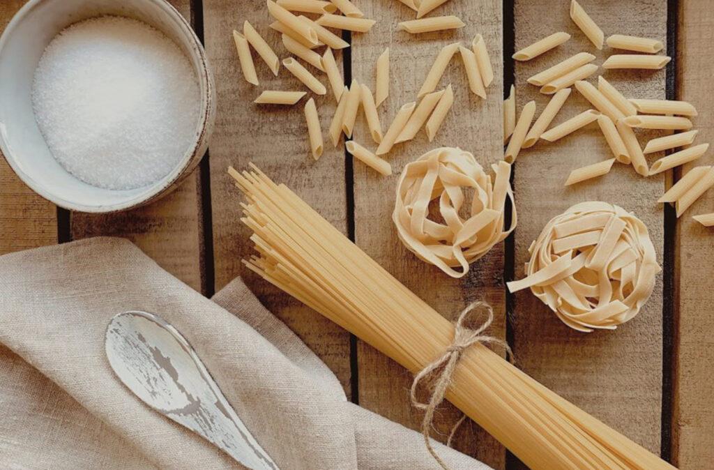 Recetas con pasta y arroces, cocinando con neus