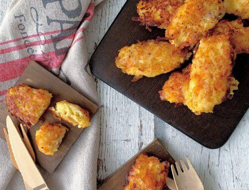Quenelles de patatas con pavo cocido #dolorss