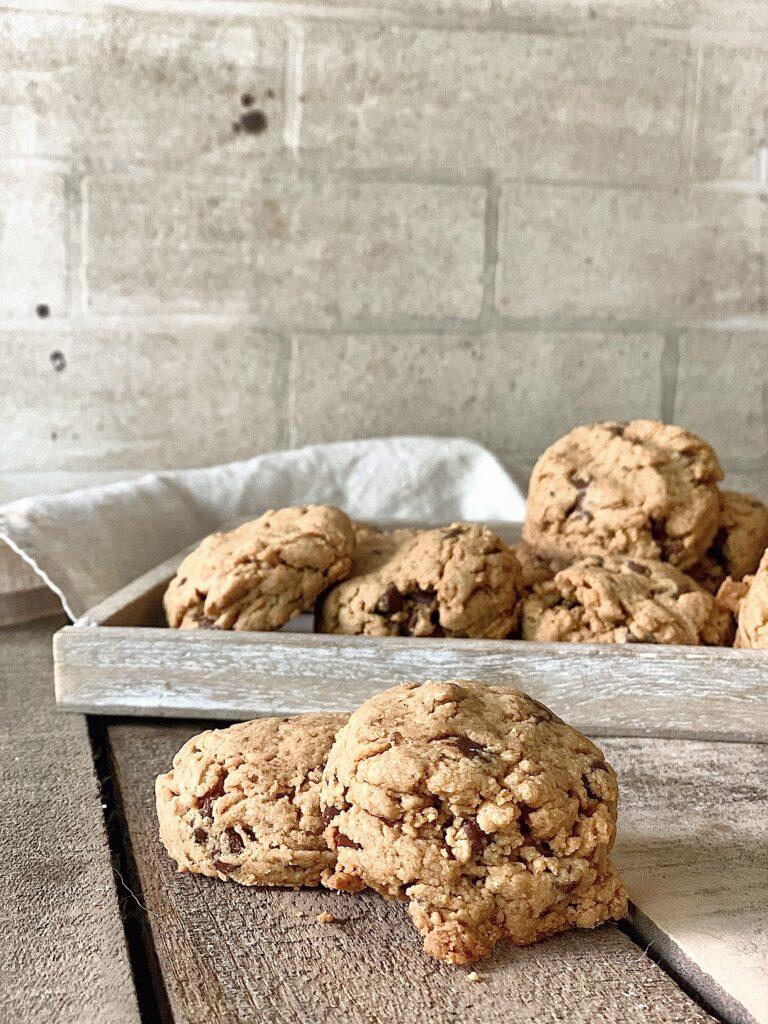 Cookies de mantequilla de cacahuete