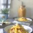 Spaguettis a la carbonara auténtica