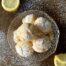 Galletas de lemon curd con Thermomix