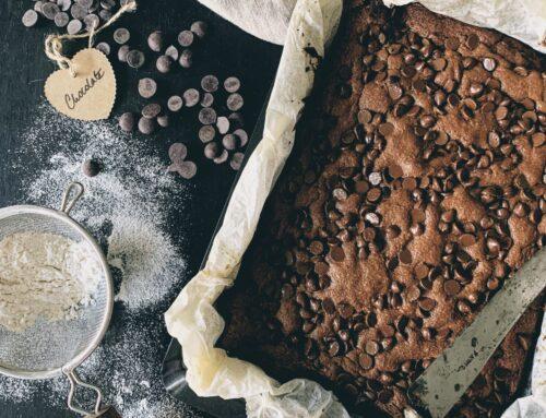 Brownie espectacular de Dulces de Bocados
